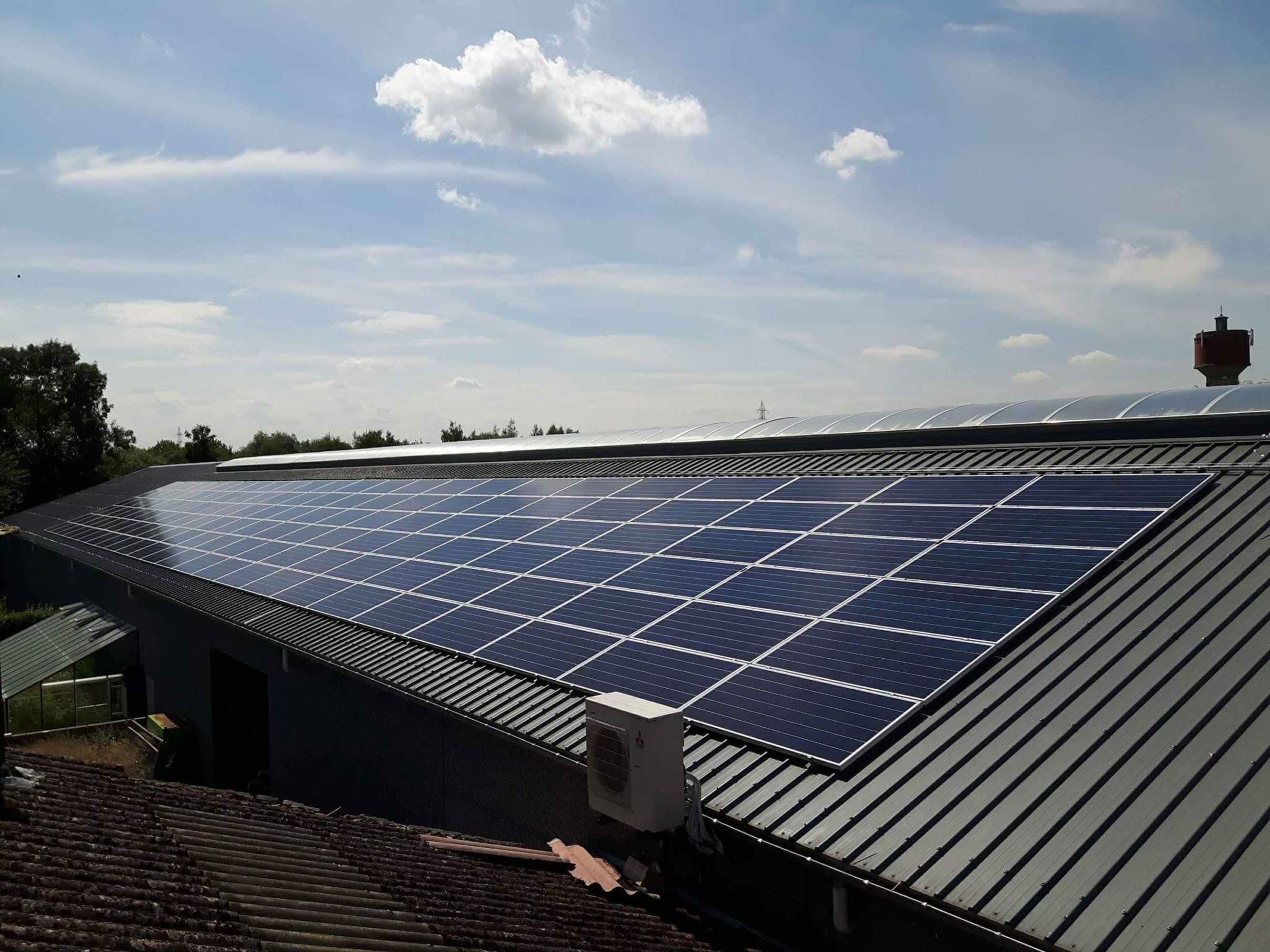 Installations industrielles SUNPOWER